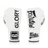 BGLG1 Перчатки FAIRTEX - GLORY KICKBOXING. Шнуровка.