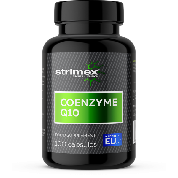 Strimex Coenzyme Q10 100мг 100 капсул