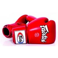 BGV1 Fairtex Универсальные перчатки для Бокса. Цвет красный