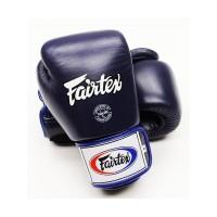 BGV1 Fairtex Универсальные перчатки для Бокса. Цвет синий.