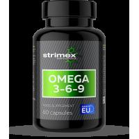 Strimex Omega 3-6-9 120 капсул