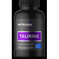 Strimex Taurine 100 капсул