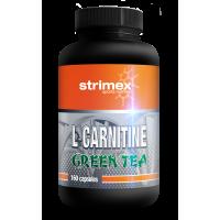 Strimex L-Carnitine + Green Tea 120 капсул