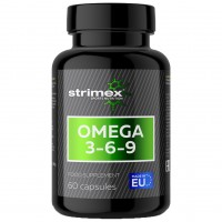 Strimex Omega 3-6-9 60 капсул