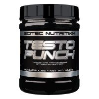 Scitec Nutrition Testo Punch 120 капсул