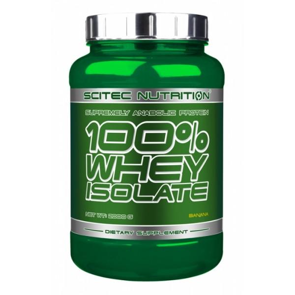 Scitec Nutrition Whey Isolate 2000 гр