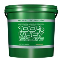 Scitec Nutrition Whey Isolate 4000 гр