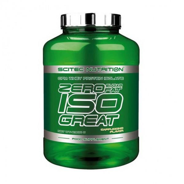 Scitec Nutrition Zero Isogreat 2300 гр