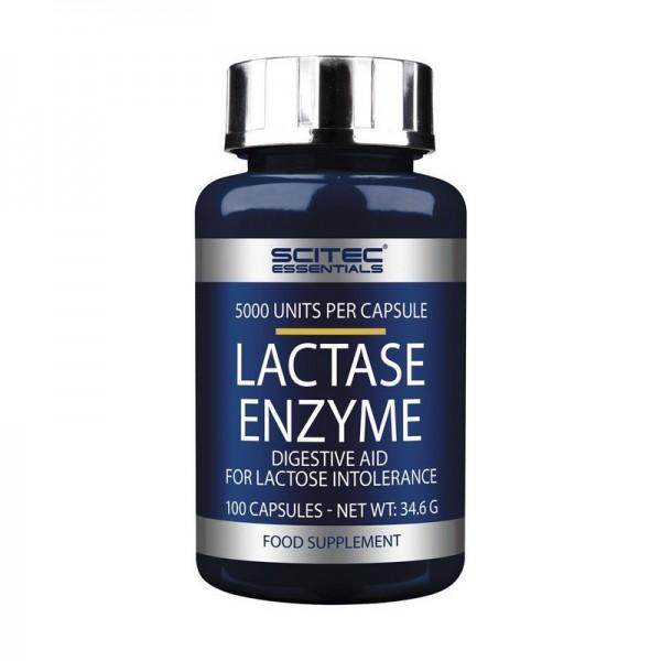 Scitec Nutrition Lactase Enzyme 100 капсул
