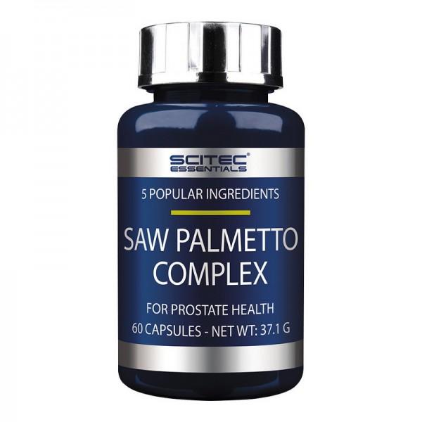 Scitec Nutrition Saw Palmetto Complex 60 капсул