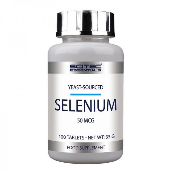Scitec Nutrition Selenium 100 таблеток