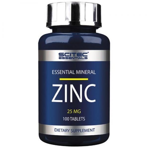 Scitec Nutrition Zinc 100  таблеток
