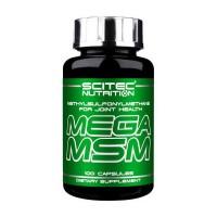 Scitec Nutrition Mega MSM 100 капсул