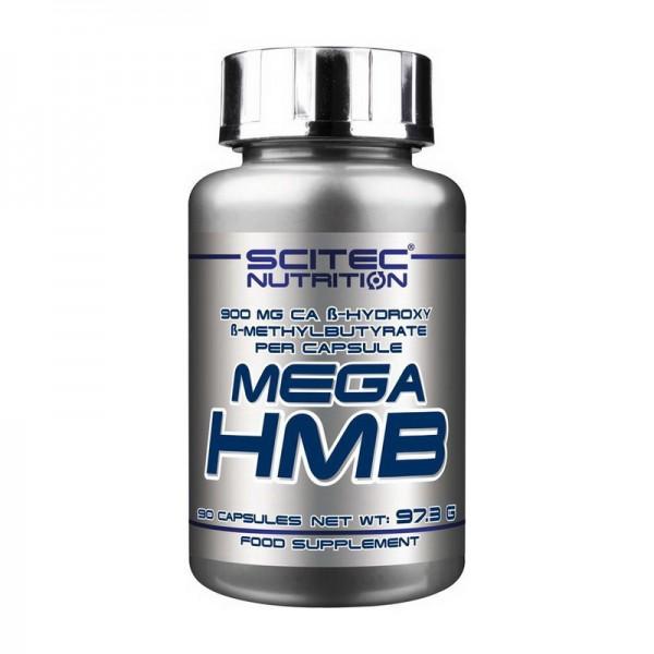 Scitec Nutrition Mega HMB 90 капсул