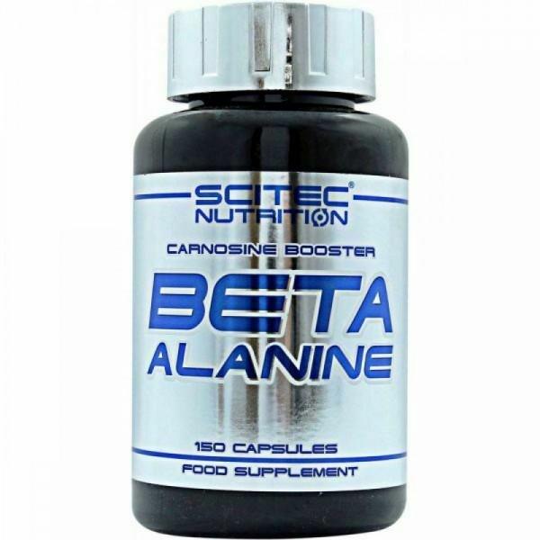 Scitec Nutrition Beta Alanine 150 капсул