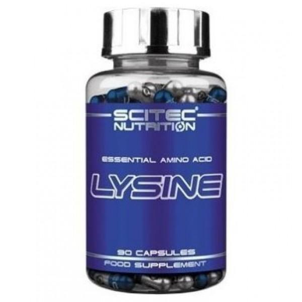Scitec Nutrition Lysine 90 капсул