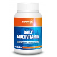 Strimex Daily Multivitamin 120 таблеток