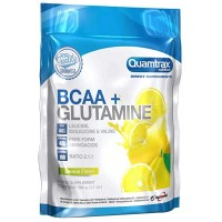 Quamtrax BCAA + Glutamine Powder 500 гр