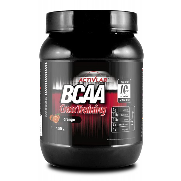 Activlab BCAA Cross Training 400 гр.