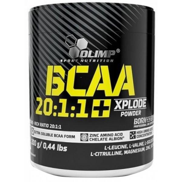 Olimp BCAA Xplode Powder 280 гр.