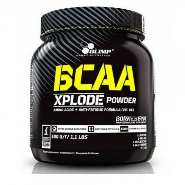 Olimp BCAA Xplode Powder 500 гр.