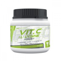 Trec Nutrition Vitamin C + L-Lysine Powder 300 гр