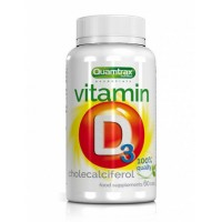 Quamtrax Nutrition Vitamin D3 (60 капсул)