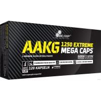 Olimp AAKG 1250 Extreme Mega Caps 120 капсул