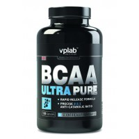 VpLab BCAA Ultra Pure 120 капсул