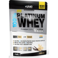 VPLab Nutrition 100% Platinum Whey (750г)