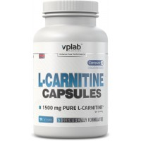 VpLab L-Carnitine Capsules 90 капсул