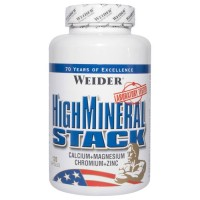 Weider High Mineral Stack 120 капсул