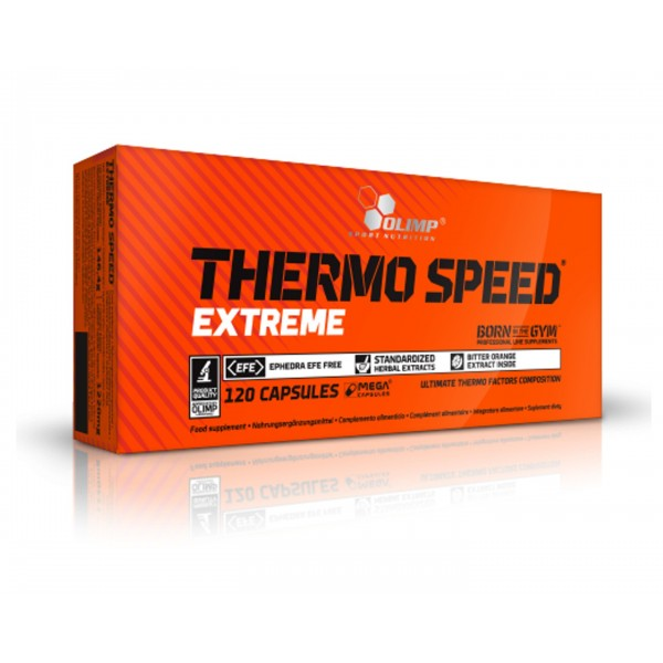 Olimp Thermo Speed Extreme 120 капсул