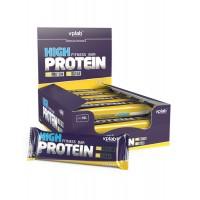 VpLab 60 High Protein Fitness Bar Протеиновый батончик 50 гр