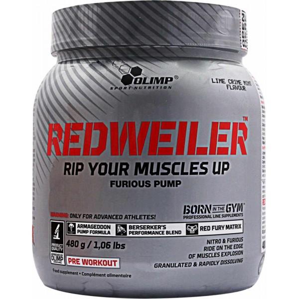Olimp Redweiler 480 гр