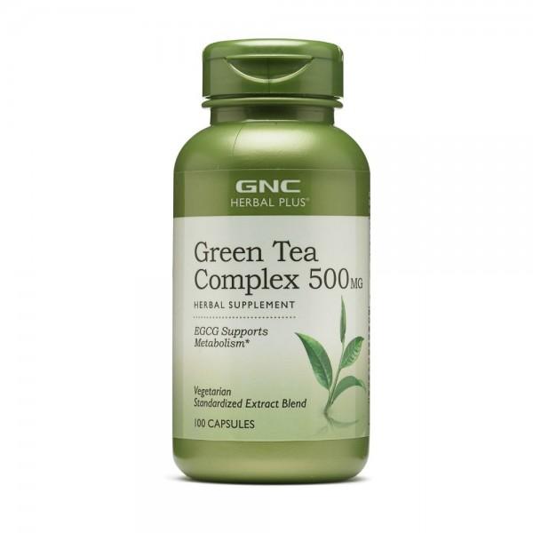 GNC Green tea complex 500мг 100 капсул