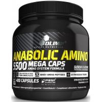 Olimp Anabolic Amino 5500 (400 капсул)