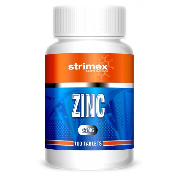 Strimex Zinc 100 капсул