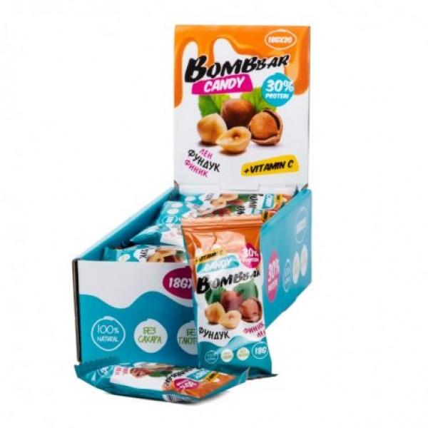 BombBar Candy Протеиновые конфетки 18гр