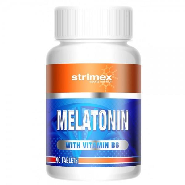 Strimex Melatonin 90 таблеток