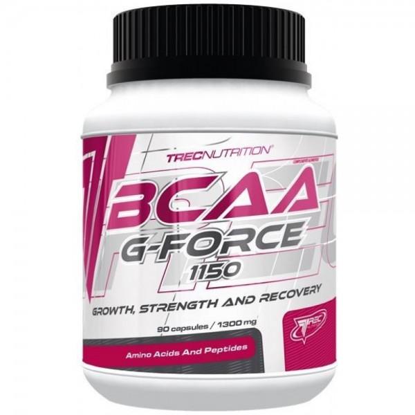 Trec Nutrition BCAA G-Force 1150 (90) капс