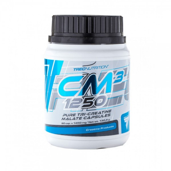 Trec Nutrition CM3 Caps 1250 (90 капс)