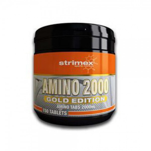 Amino 2000 Gold Edition 150 таблеток
