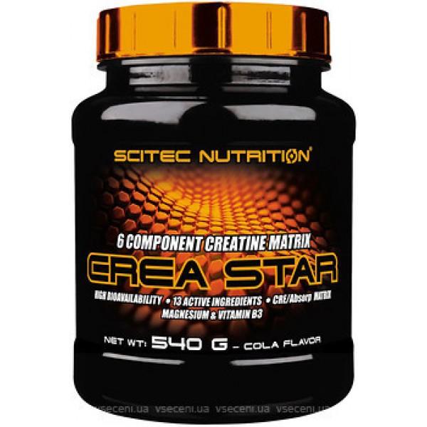 Scitec Nutrition Crea Star 540 гр.