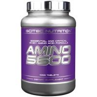 Scitec Nutrition Amino 5600 1000 таблеток