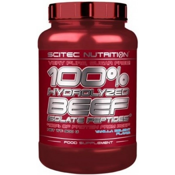 Scitec Nutrition Hydro. Beef Peptid 900 гр