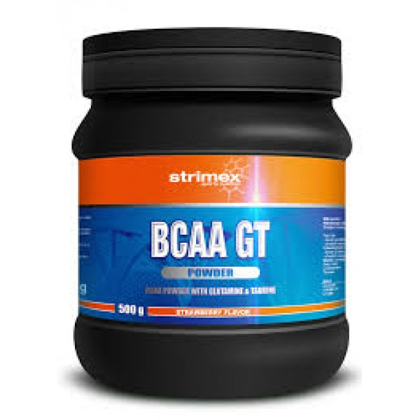 Strimex BCAA GT 500г