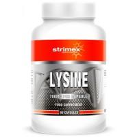 Strimex L-lysine 90 капсул