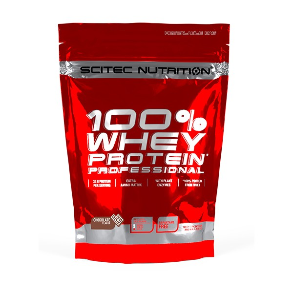 Scitec Nutrition 100% Whey Protein Professional 500 гр