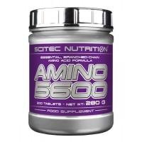 Scitec Nutrition Amino 5600 200 таблеток